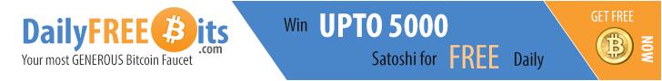 Castiga bitcoin gratis la fiecare ora cu DailyFreeBits